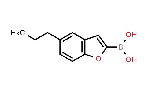 BP24702 | 852613-24-2 | 5-propylbenzofuran-2-ylboronic acid
