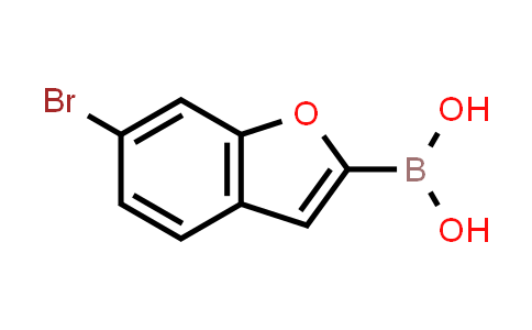 BP24703 | 1202245-53-1 | 6-bromobenzofuran-2-ylboronic acid