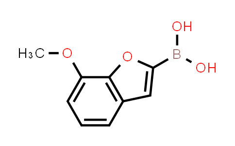 7-methoxybenzofuran-2-ylboronic acid