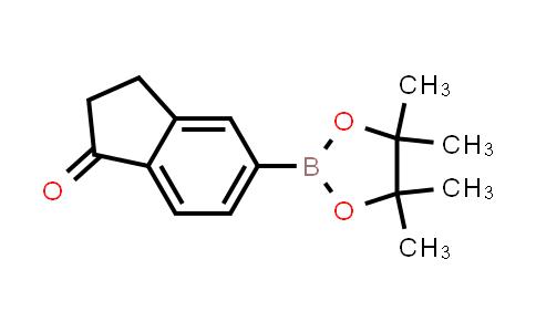 BP24705 | 214360-81-3 | 5-(4,4,5,5-tetramethyl-1,3,2-dioxaborolan-2-yl)-2,3-dihydro-1H-inden-1-one