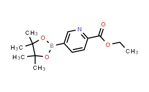 BP24706 | 741709-57-9 | ethyl 5-(4,4,5,5-tetramethyl-1,3,2-dioxaborolan-2-yl)picolinate