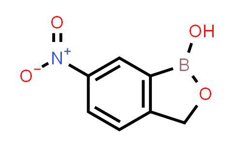 6-nitrobenzo[c][1,2]oxaborol-1(3H)-ol