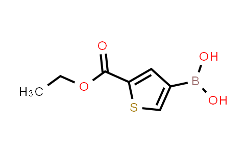 5-(ethoxycarbonyl)thiophen-3-ylboronic acid