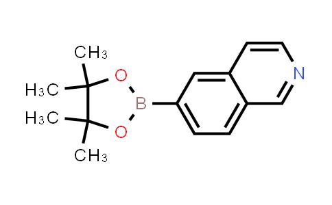 BP24722 | 675576-26-8 | 6-(4,4,5,5-tetramethyl-1,3,2-dioxaborolan-2-yl)isoquinoline