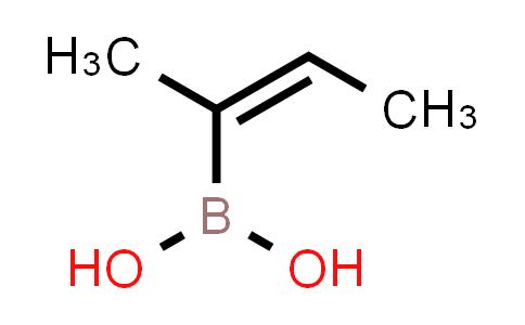 (E)-but-2-en-2-ylboronic acid
