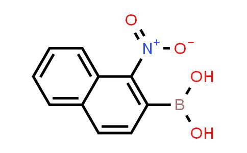 1-nitronaphthalen-2-ylboronic acid