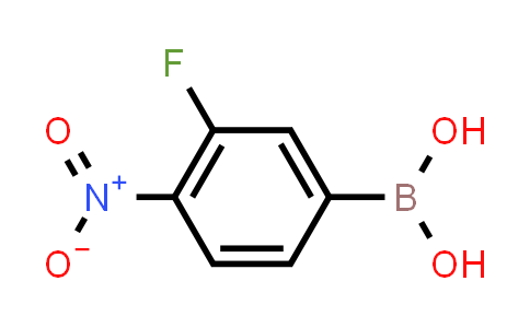 3-fluoro-4-nitrophenylboronic acid