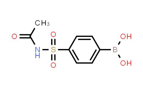 BP24749 | 913835-52-6 | 4-(N-acetylsulfamoyl)phenylboronic acid