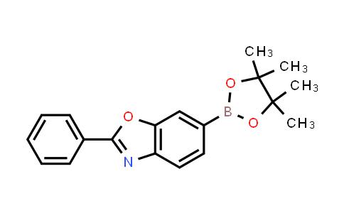 BP24753 | 1325241-78-8 | 2-phenyl-6-(4,4,5,5-tetramethyl-1,3,2-dioxaborolan-2-yl)benzo[d]oxazole
