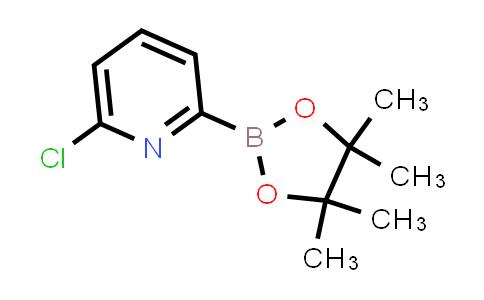 BP24763 | 652148-92-0 | 6-Chloropyridine-2-boronic acid pinacol ester