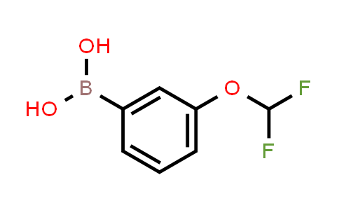 3-(Difluoromethoxy)benzeneboronic acid