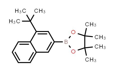 BP24768 | 928226-83-9 | 2-(4-(tert-Butyl)naphthalen-2-yl)-4,4,5,5-tetramethyl-1,3,2-dioxaborolane
