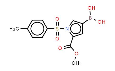 5-(Methoxycarbonyl)-1-tosyl-1H-pyrrol-3-yl-3-boronic acid