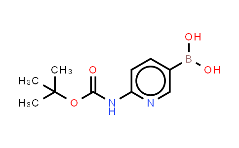 BP24796 | 883231-20-7 | Boc-6-Aminopyridine-3-boronicacid
