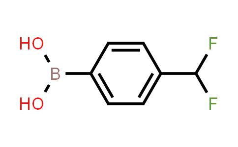 BP24799 | 946525-43-5 | (4-(Difluoromethyl)phenyl)boronic acid