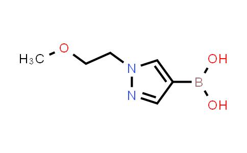 1-(2-METHOXYETHYL)-1H-PYRAZOL-4-YLBORONIC ACID