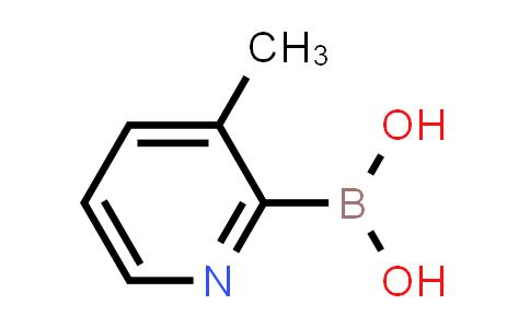 BP24802 | 930303-26-7 | 3-MethylPyridine-2-Boronic Acid