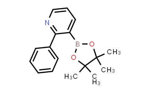 BP24804 | 1313519-78-6 | 2-Phenylpyridine-3-boronicacidpinacolester