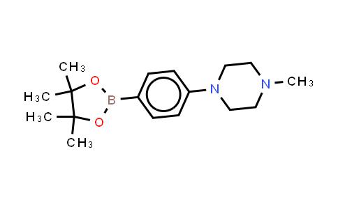 4-(4-Methylpiperazin-1-yl)phenylboronic acid, pinacol ester