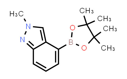 BP24821 | 885698-95-3 | 2-Methyl-2H-indazole-4-boronic acid pinacol ester