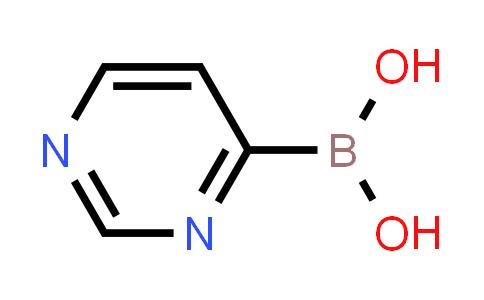 Pyrimidin-4-ylboronic acid