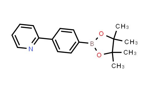 BP24827 | 908350-80-1 | 4-(2-Pyridinyl)phenylboronic acid pinacol ester