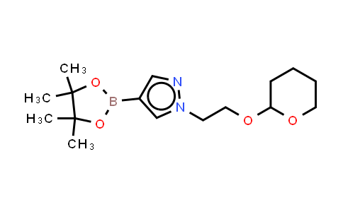 BP24837 | 956907-34-9 | 1-(2-(TETRAHYDRO-2H-PYRAN-2-YLOXY)ETHYL)-1H-4-PYRAZOLE BORONIC ACID PINACOL ESTER