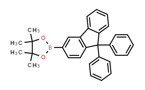9,9-diphenyl-fluoren-3-boronic acid pinacol ester