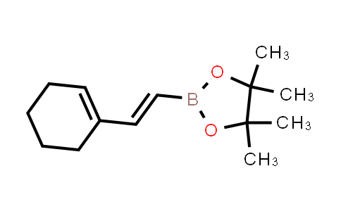BP24849 | 245432-97-7 | TRANS-2-(1-CYCLOHEXENYL)VINYLBORONIC ACID PINACOL ESTER