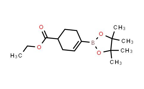 1-Ethoxycarbonylcyclohex-3-ene-4-boronic acid pinacol ester