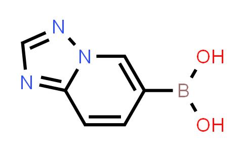 BP24864 | 1588769-34-9 | [1,2,4]Triazolo[1,5-A]Pyridine-6-Boronic Acid
