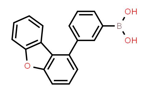 (3-(dibenzo[b,d]furan-1-yl)phenyl)boronic acid