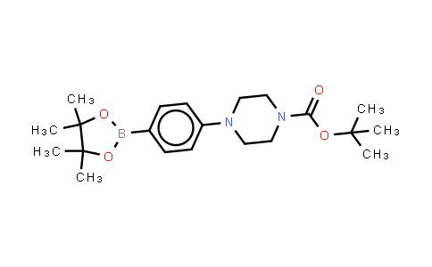 4-(4-Tert-butoxycarbonylpiperazinyl)phenylboronic acid, pinacol ester