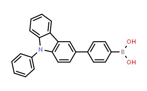 BP24867 | 1240963-55-6 | (4-(9-phenyl-9H-carbazol-3-yl)phenyl)boronic acid