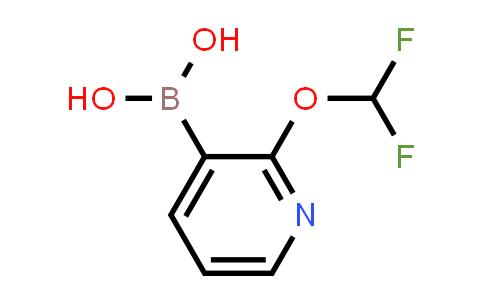 BP24872 | 1300750-50-8 | (2-(Difluoromethoxy)pyridin-3-yl)boronic acid