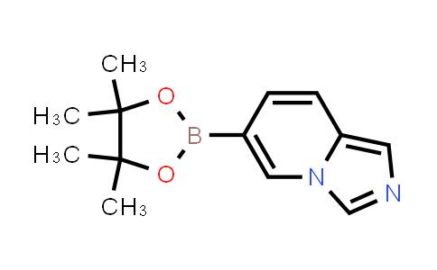 BP24877 | 1445860-57-0 | 6-(4,4,5,5-tetramethyl-1,3,2-dioxaborolan-2-yl)imidazo[1,5-a]pyridine