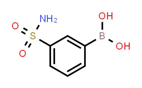 3-Sulfamoylphenylboronic acid