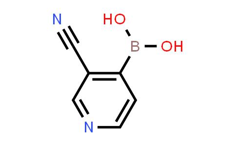 BP24892 | 874290-89-8 | 3-Cyanopyridine-4-boronicacid