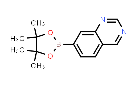 7-(4,4,5,5-TetraMethyl-1,3,2-dioxaborolan-2-yl)quinazoline