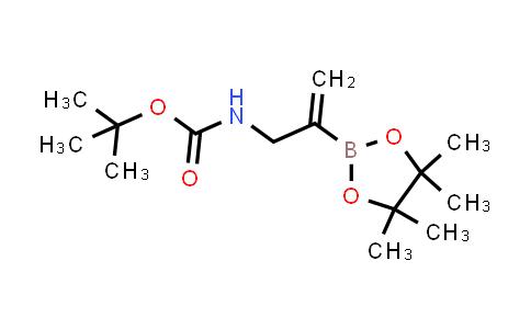 BP24896 | 1202794-01-1 | tert-butyl-N-[2-(4,4,5,5-tetramethyl-1,3,2-dioxaborolan-2-yl)allyl]carbamate