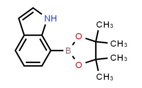 Indole-7-boronic acid pinacol ester