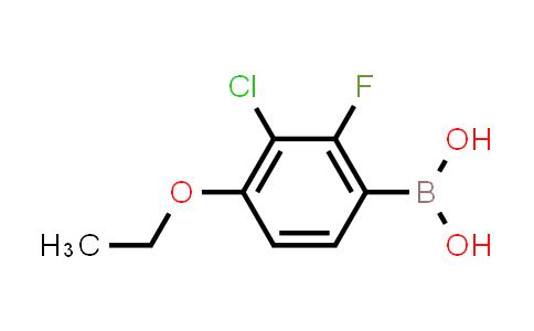 BP24900 | 909122-50-5 | (3-Chloro-4-ethoxy-2-fluorophenyl)boronic acid
