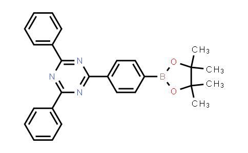 BP24914 | 1219956-23-6 | 2,4-diphenyl-6-(4-(4,4,5,5-tetramethyl-1,3,2-dioxaborolan-2-yl)phenyl)-1,3,5-triazine