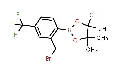BP24916 | 1030832-46-2 | 1,3,2-DIOXABOROLANE, 2-[2-(BROMOMETHYL)-4-(TRIFLUOROMETHYL)PHENYL]-4,4,5,5-TETRAMETHYL-
