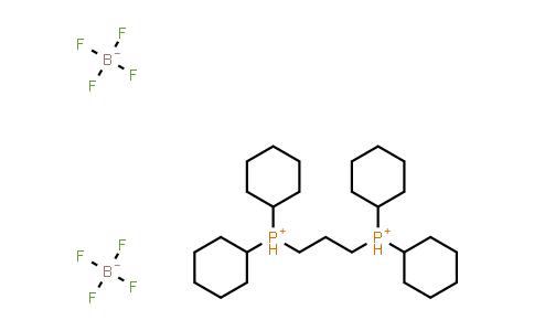 Propane-1,3-diylbis(dicyclohexylphosphonium) tetrafluoroborate