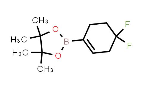 4,4-Difluoro-1-cyclohexene-1-boronic acid pinacol ester