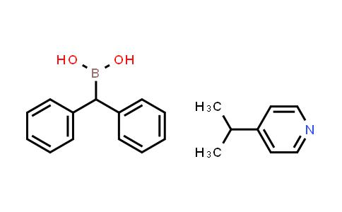 4-ISOPROPYLPYRIDINE DIPHENYLMETHYLBORONATE