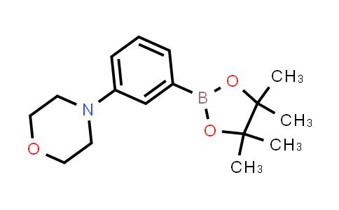 3-Morpholinophenylboronic acid pinacol ester