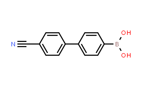 (4'-Cyano-[1,1'-biphenyl]-4-yl)boronic acid
