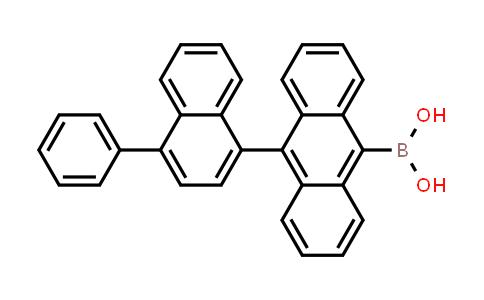 Boronic acid, [10-(4-phenyl-1-naphthalenyl)-9-anthracenyl]-